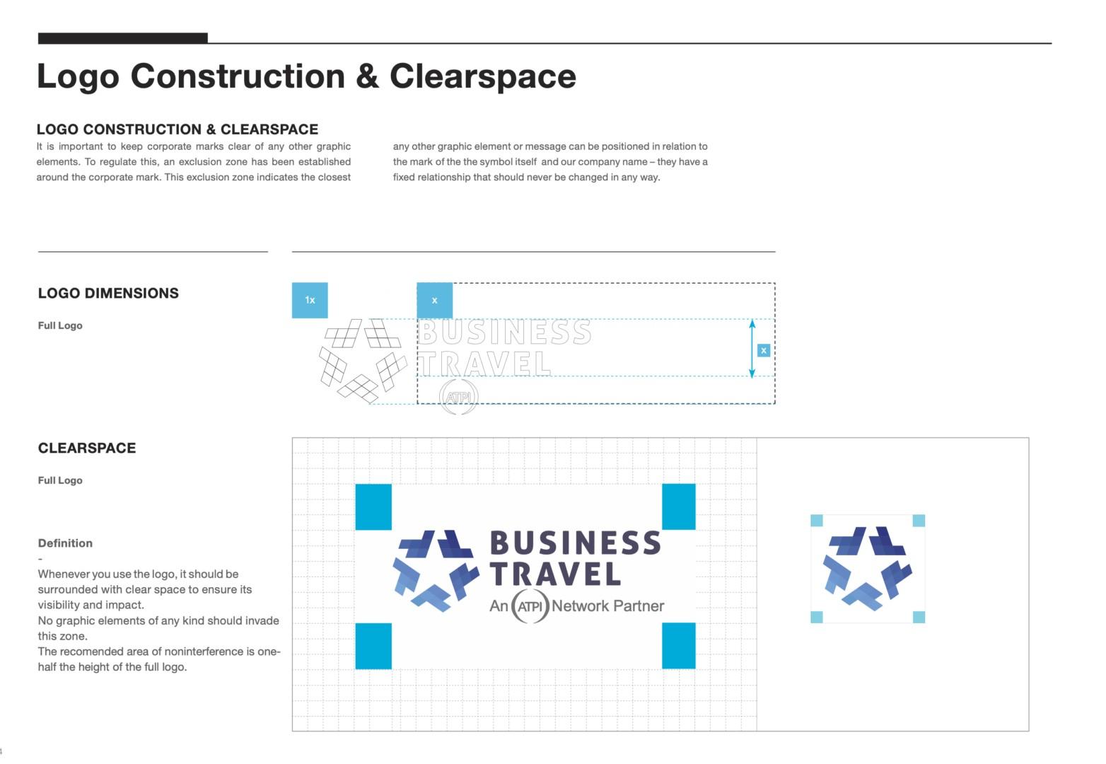 constructia unui logo si utilizarea acestuia